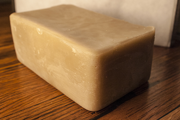 100% pure beeswax blocks